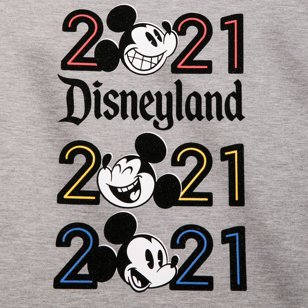 Mickey Mouse Tank Top for Women – Disneyland 2021