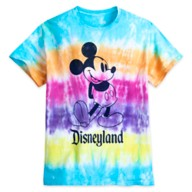 Mickey Mouse Tie-Dye T-Shirt for Adults – Disneyland