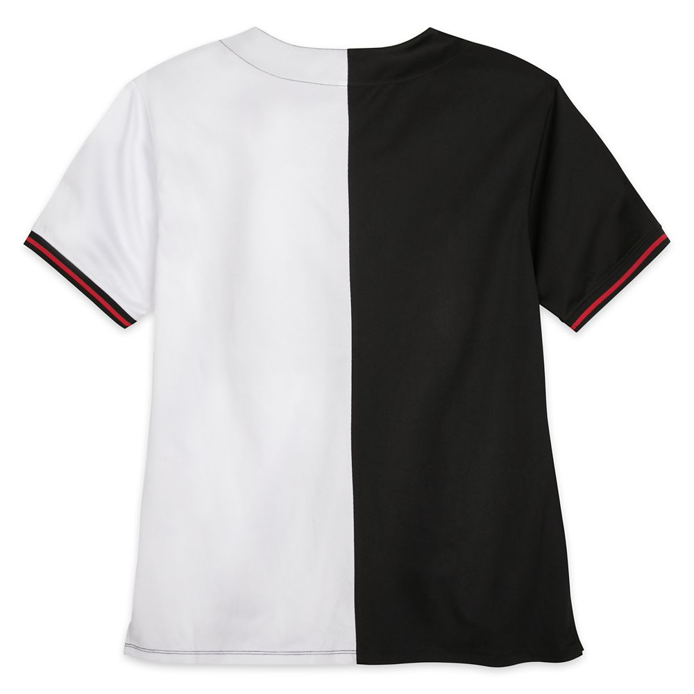 Marvel Logo Baseball Jersey for Men by Our Universe