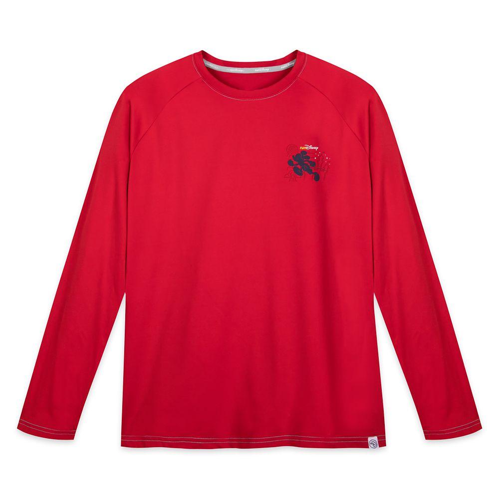 runDisney Checklist Long Sleeve T-Shirt for Men