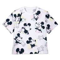 Mickey Mouse Pastels T-Shirt for Women