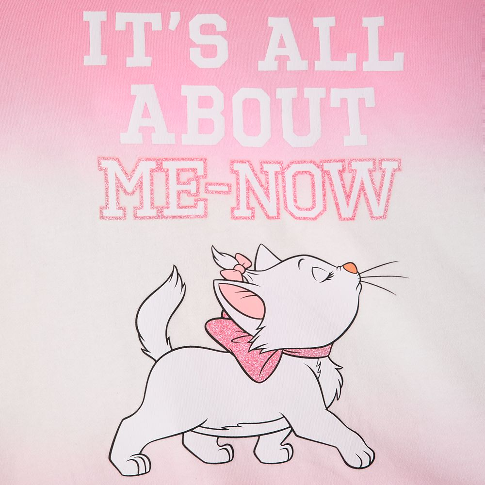 Marie ''It's All About Me-Now'' Pullover Top for Women – The Aristocats