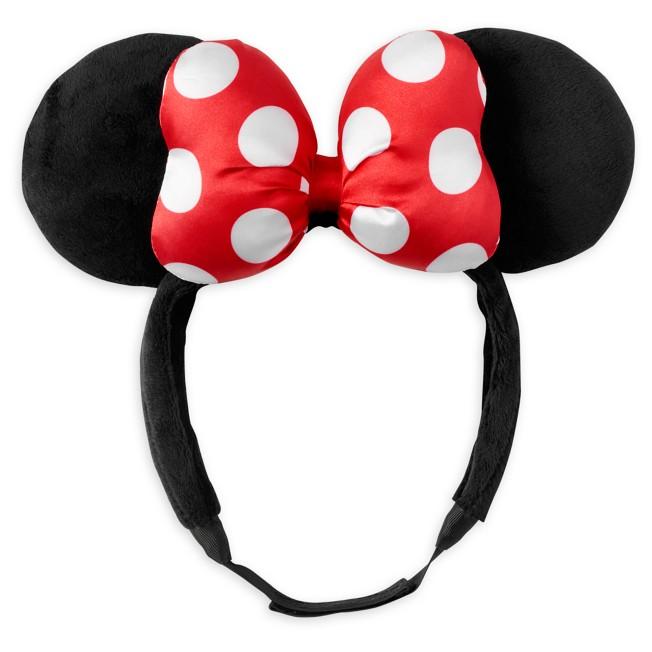 Minnie Mouse Adjustable Ear Headband