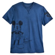Mickey Mouse Mineral Wash T-Shirt for Adults – Walt Disney World