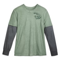 Walt Disney World Long Sleeve Layered T-Shirt for Adults
