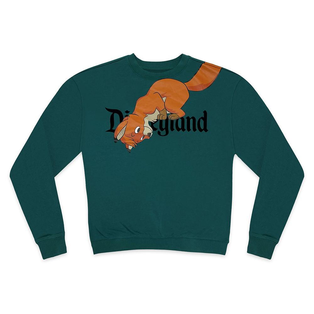 The Fox and the Hound Pullover Top for Adults – Disneyland