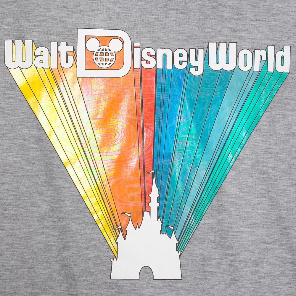 Walt Disney World Logo Pullover Hoodie for Women