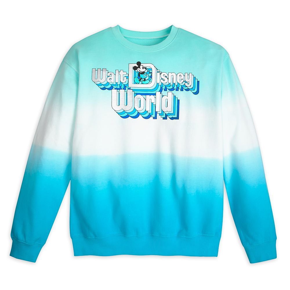 Mickey Mouse Ombré Pullover Top for Women – Walt Disney World