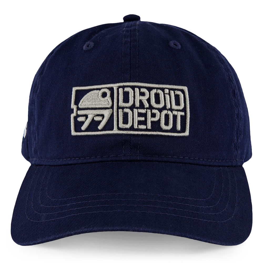 Droid Depot Baseball Cap for Adults – Star Wars: Galaxy's Edge