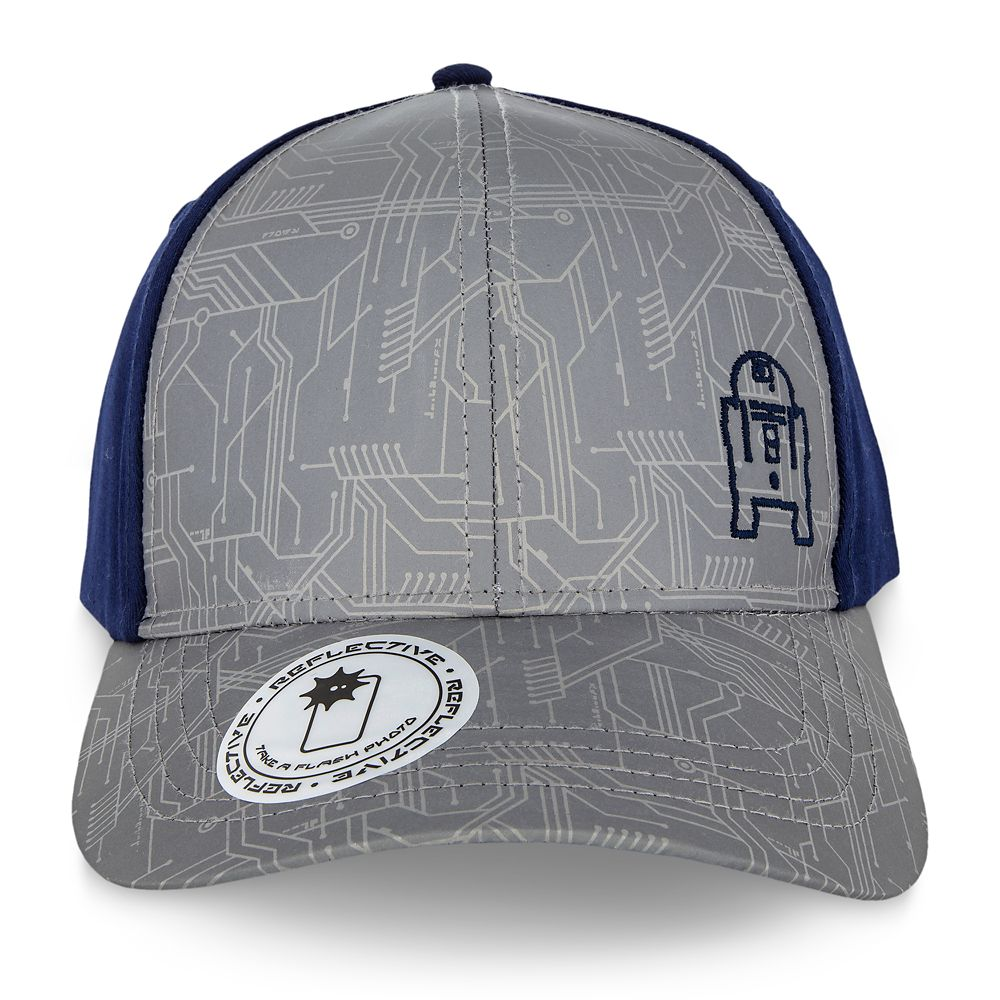 R-Unit Droid Circuitry Baseball Cap for Adults – Star Wars: Galaxy's Edge
