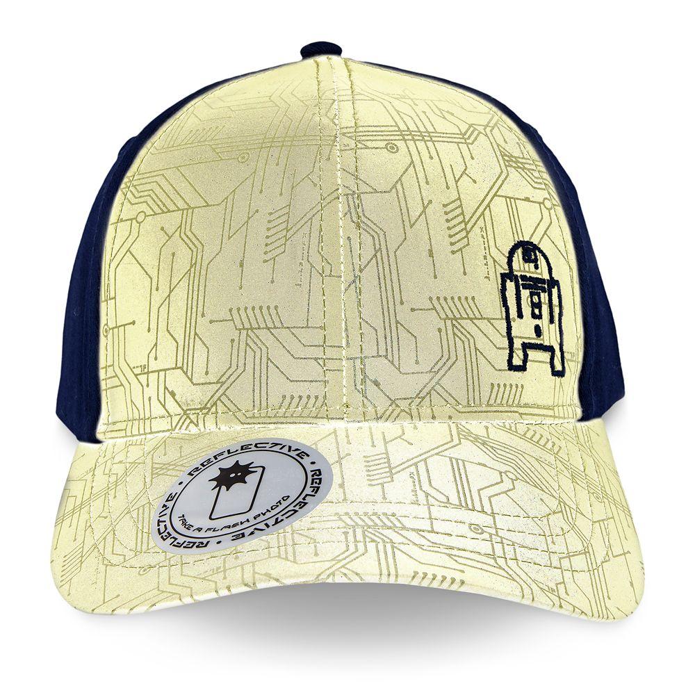R-Unit Droid Circuitry Baseball Cap for Adults – Star Wars: Galaxy's Edge