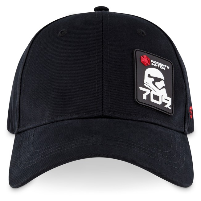 First Order Stormtrooper Baseball Cap for Adults – Star Wars: Galaxy's Edge