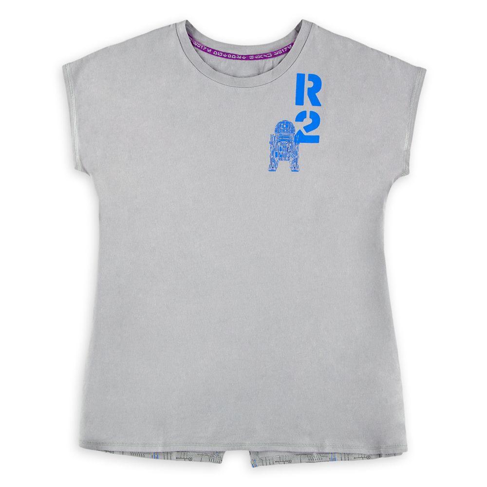Droid Circuitry Fashion T-Shirt for Women – Star Wars: Galaxy's Edge