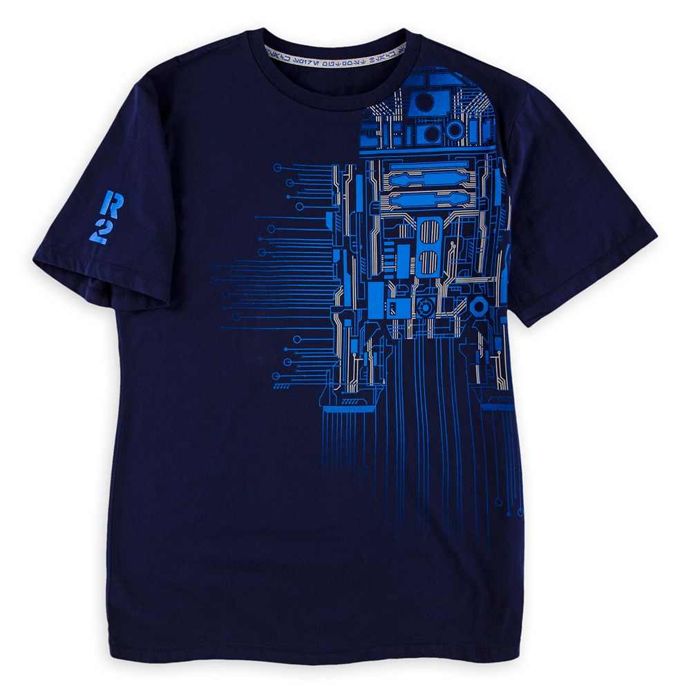 Droid Circuitry T-Shirt for Men – Star Wars: Galaxy's Edge