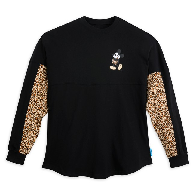 Mickey Mouse Animal Print Spirit Jersey for Adults – Walt Disney World