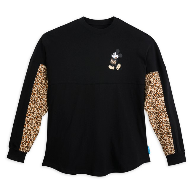 Mickey Mouse Animal Print Spirit Jersey for Adults – Disneyland