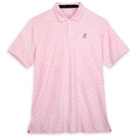 Mickey Mouse Performance Polo Shirt for Adults by Nike – Pink