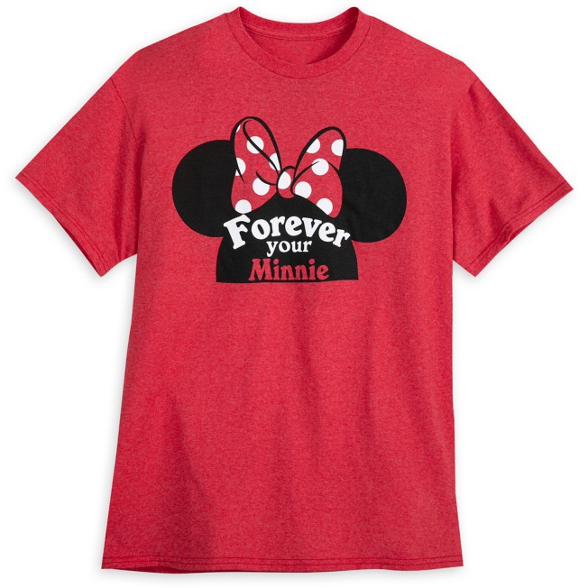 Minnie Mouse ''Forever Your Minnie'' T-Shirt for Adults