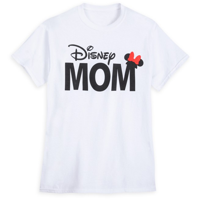 Disney Mom T-Shirt for Adults
