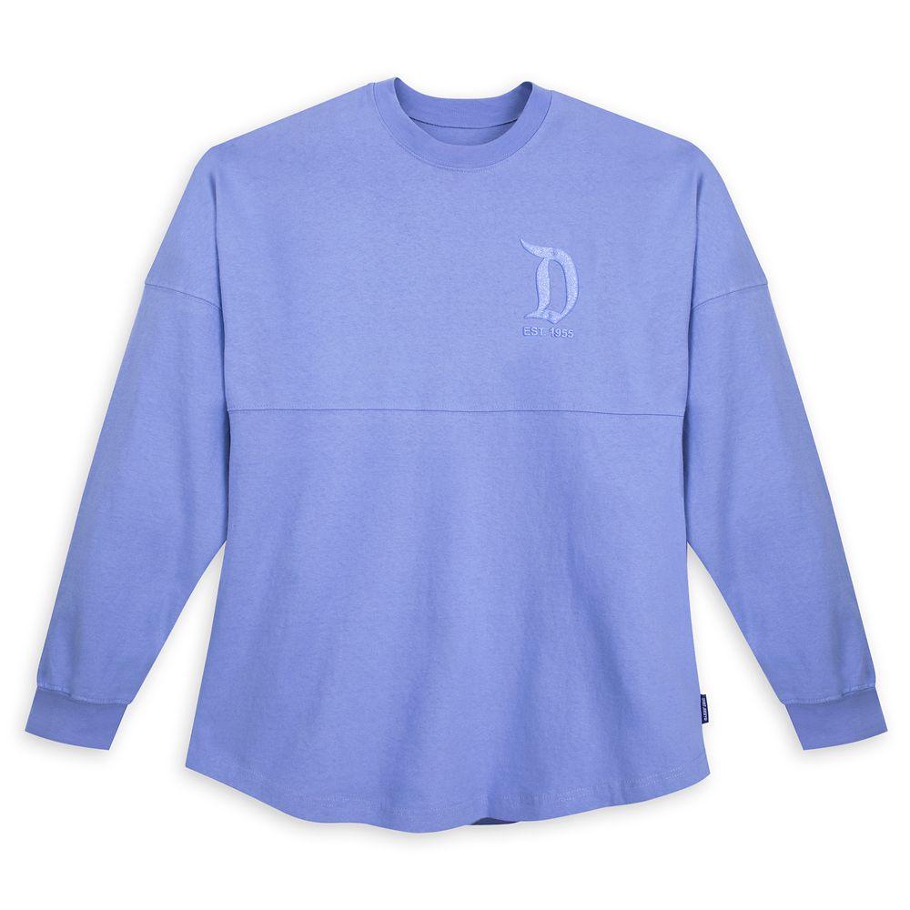 Disneyland Logo Spirit Jersey for Adults – Hydrangea