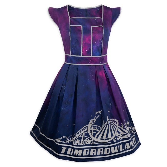 Tomorrowland Dress for Adults – Walt Disney World