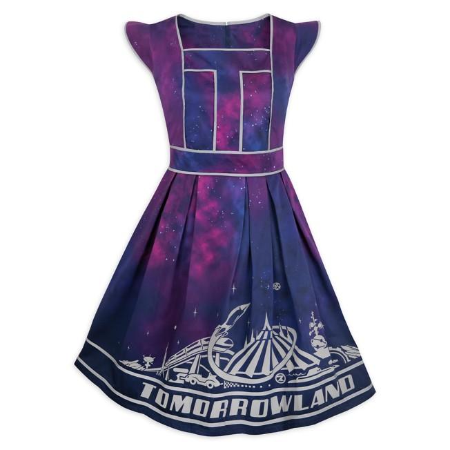 Tomorrowland Dress for Adults – Disneyland