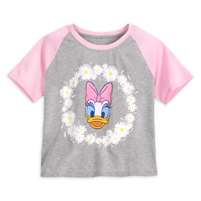 Daisy Duck Crop Top for Adults