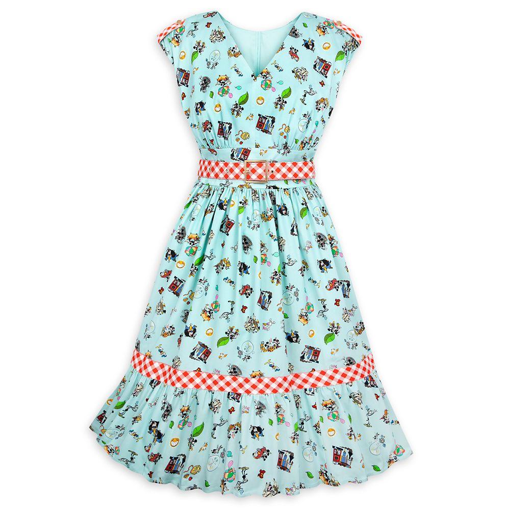 Mickey & Minnie's Runaway Railway Dress for Women Official shopDisney