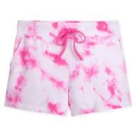 Walt Disney World Tie-Dye Shorts for Adults – Pink