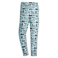 Disney Parks Transportation Leggings for Adults by Her Universe