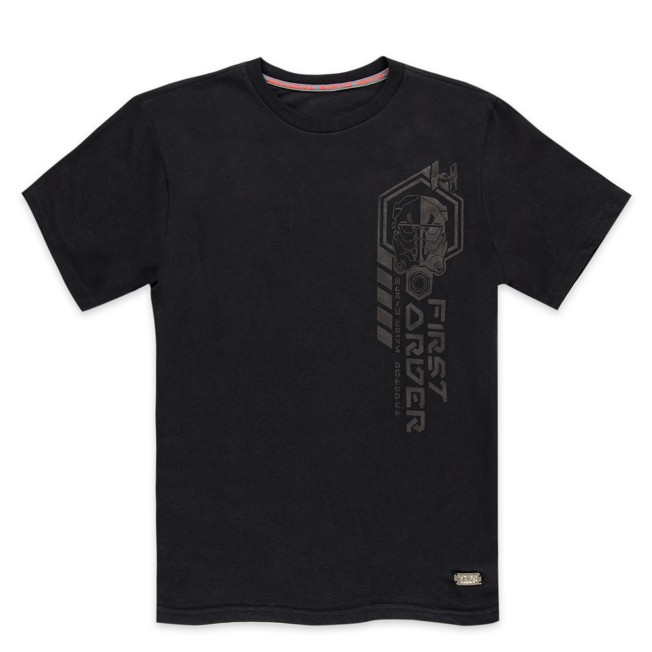 First Order Forces T-Shirt for Men – Star Wars: Galaxy's Edge