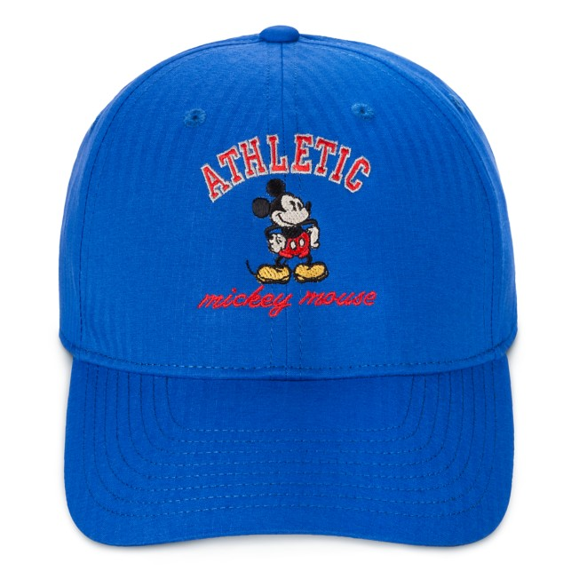Mickey Mouse Baseball Cap for Adults by Nike – Blue