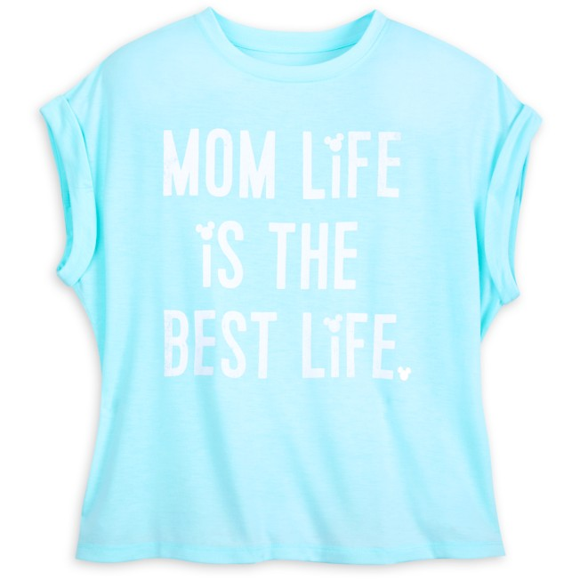 Disney ''Mom Life'' T-Shirt for Women