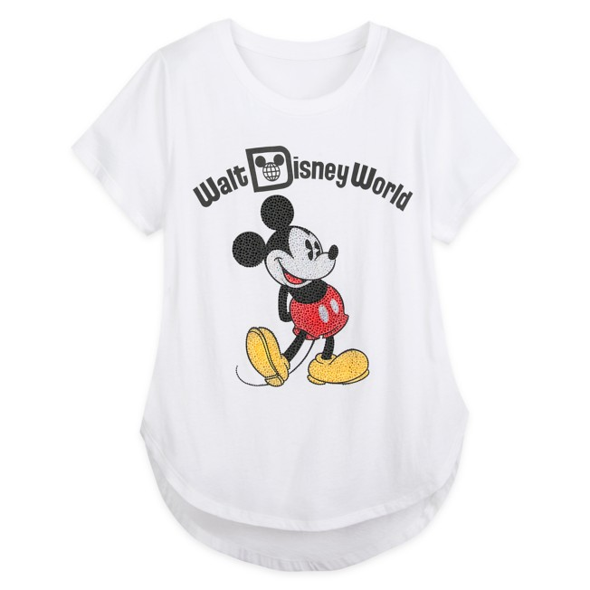 Mickey Mouse Fashion T-Shirt for Women – Walt Disney World