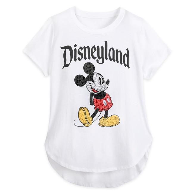 Mickey Mouse Fashion T-Shirt for Women – Disneyland