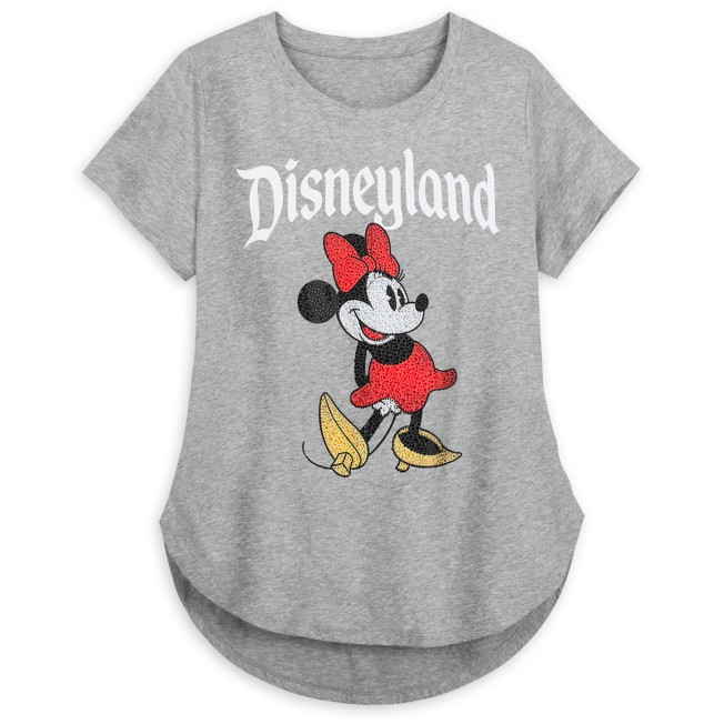 Minnie Mouse Fashion T-Shirt for Women – Disneyland