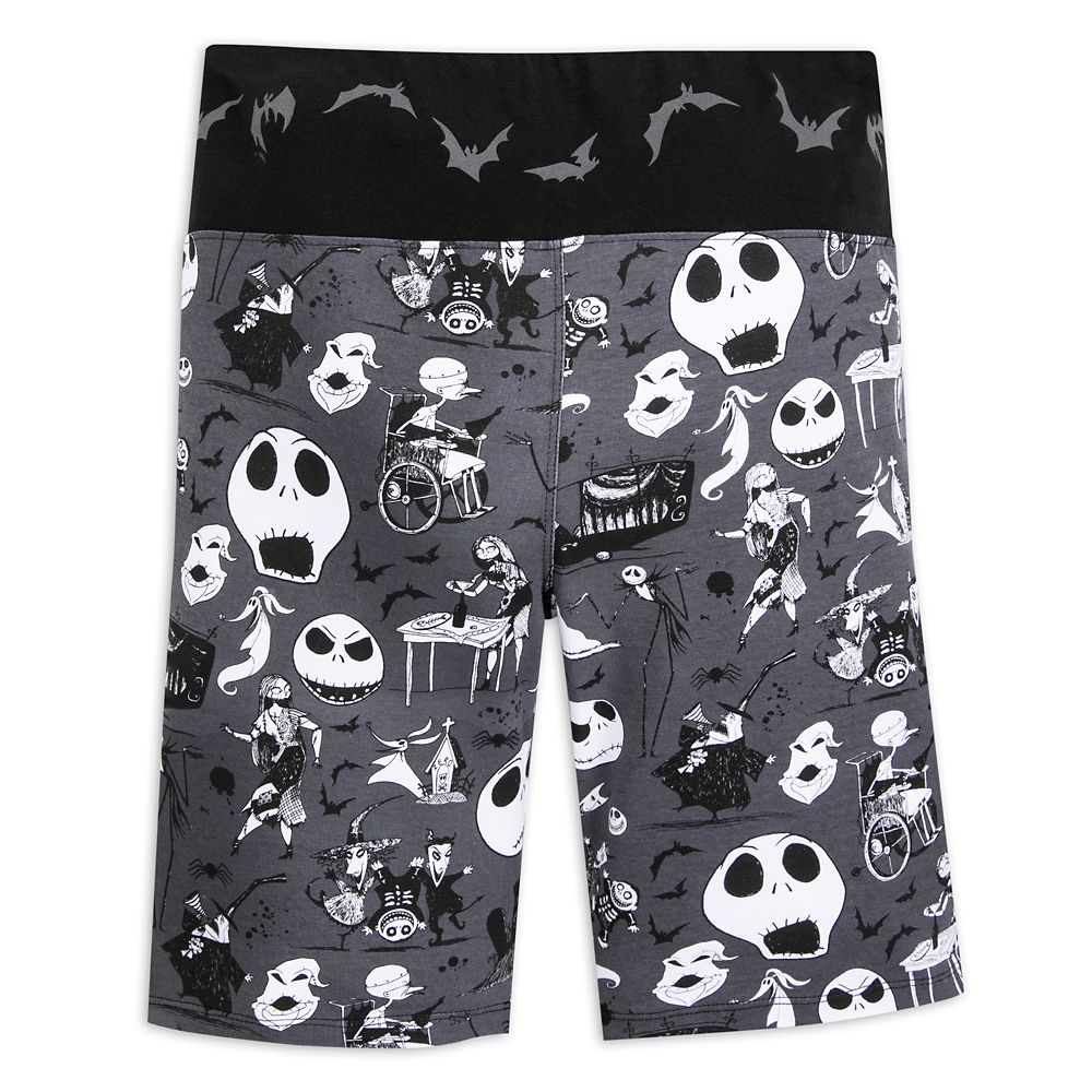 The Nightmare Before Christmas Shorts for Women