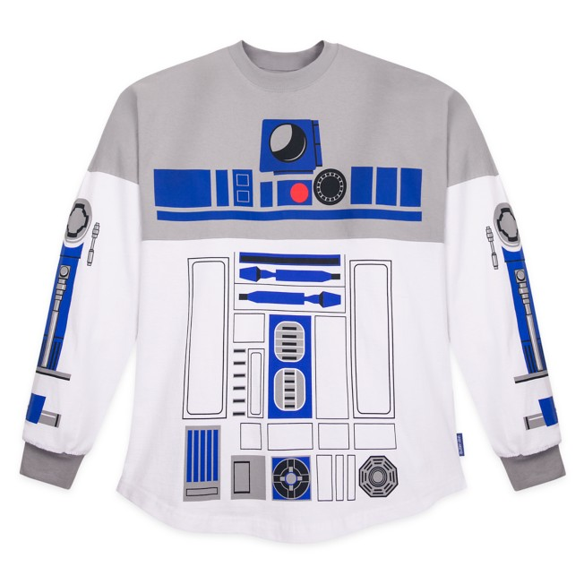R2-D2 Costume Spirit Jersey for Adults – Star Wars