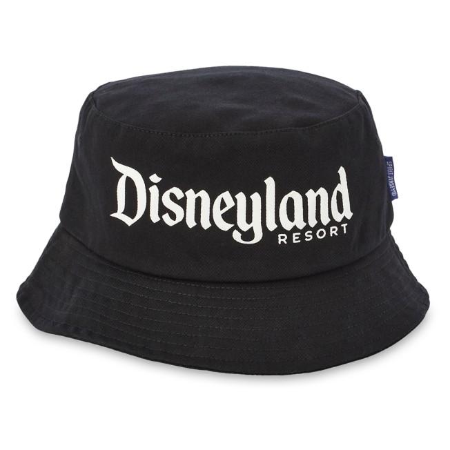 Disneyland Bucket Hat for Adults by Spirit Jersey – Black