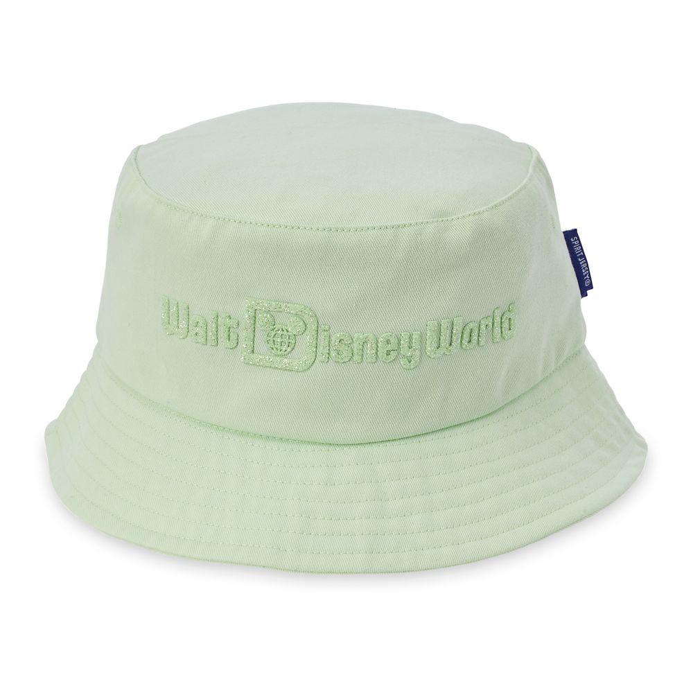 Walt Disney World Bucket Hat for Adults by Spirit Jersey  Mint