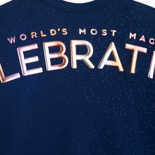 Walt Disney World 50th Anniversary Spirit Jersey for Adults