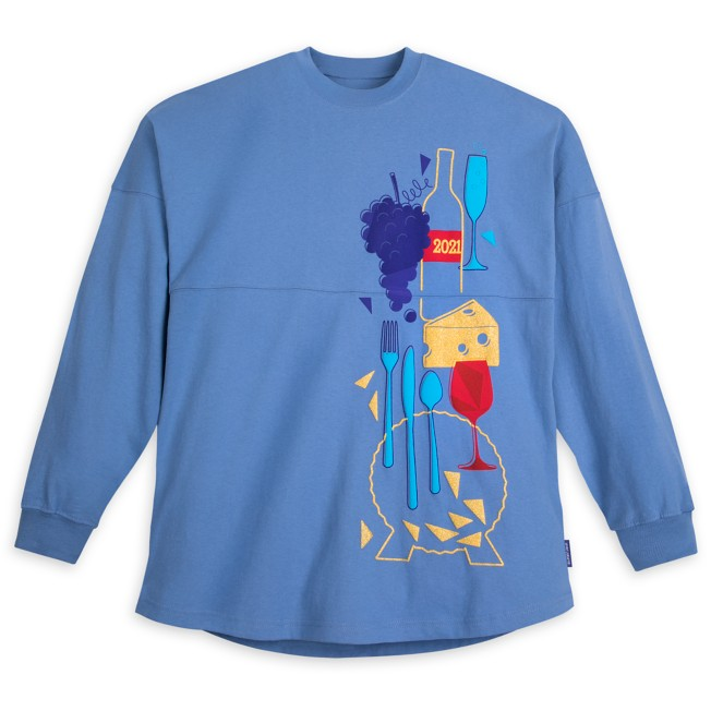 Epcot International Food & Wine Festival 2021 Spirit Jersey for Adults