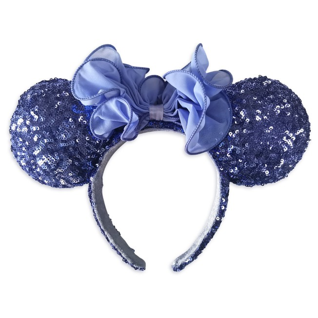 Minnie Mouse Sequined Ear Headband – Iris