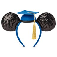 Mickey Mouse Graduation Cap Ear Headband – Class of 2021