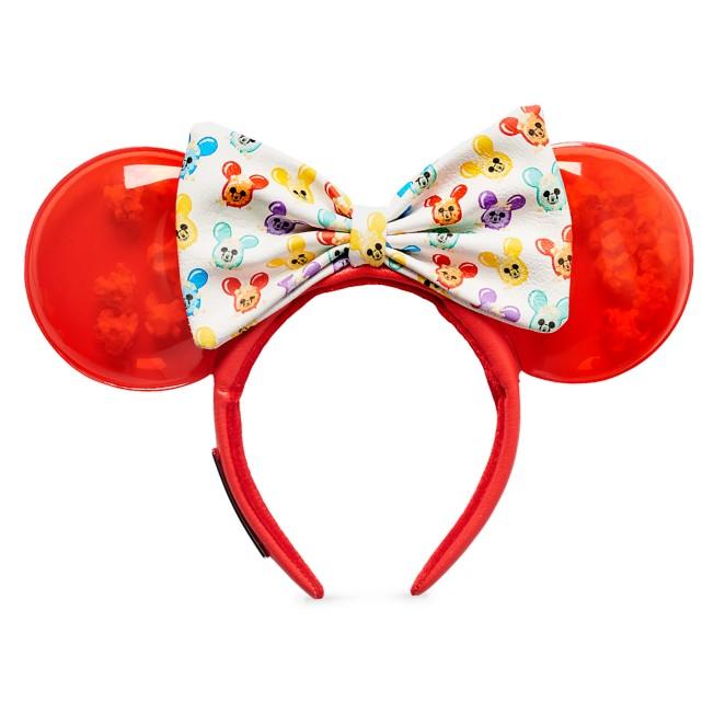 Minnie Mouse Popcorn Ear Headband by Loungefly