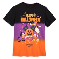 Mickey Mouse and Friends Halloween 2021 T-Shirt for Adults – Disneyland