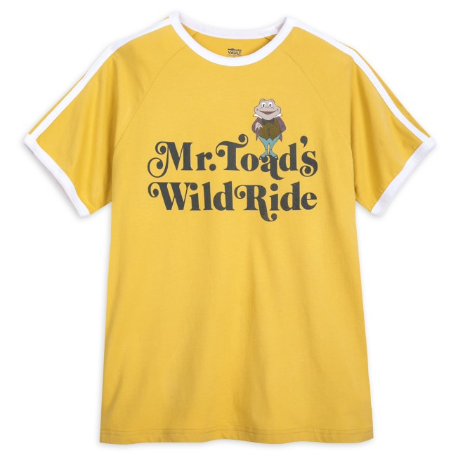 Mr. Toad's Wild Ride Soccer T-Shirt for Adults