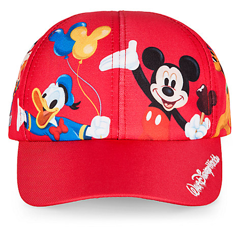 Mickey Mouse and Friends Baseball Cap for Baby - Walt Disney World