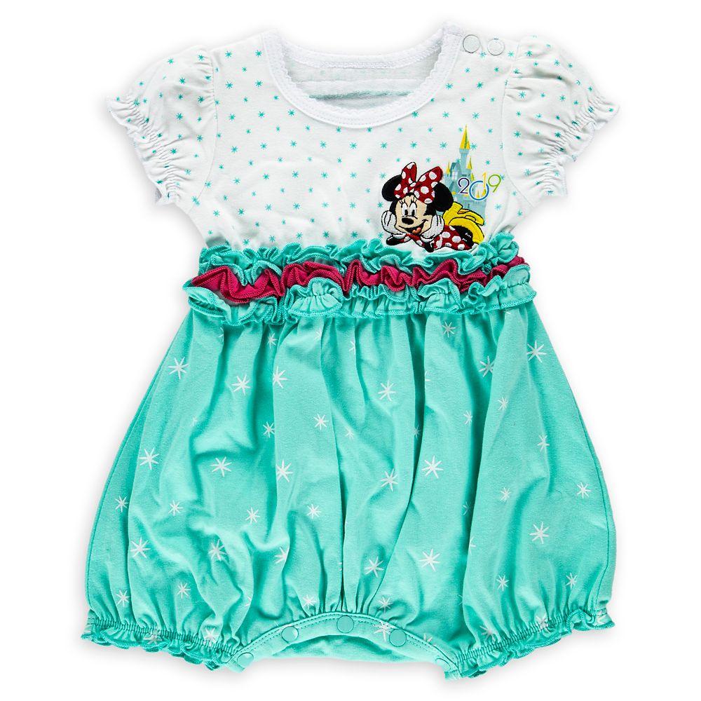 Minnie Mouse Fancy Bodysuit for Baby  Walt Disney World