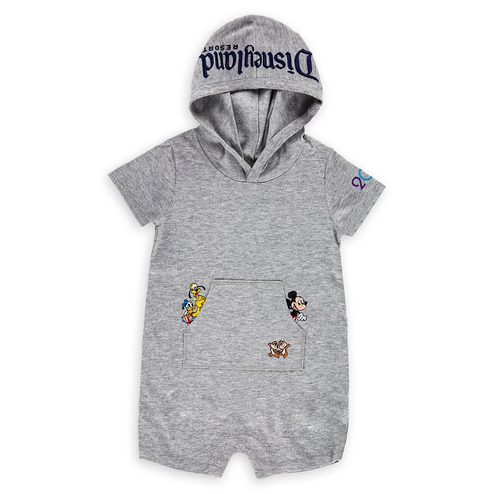 Mickey Mouse and Friends Romper for Baby  Disneyland 2019